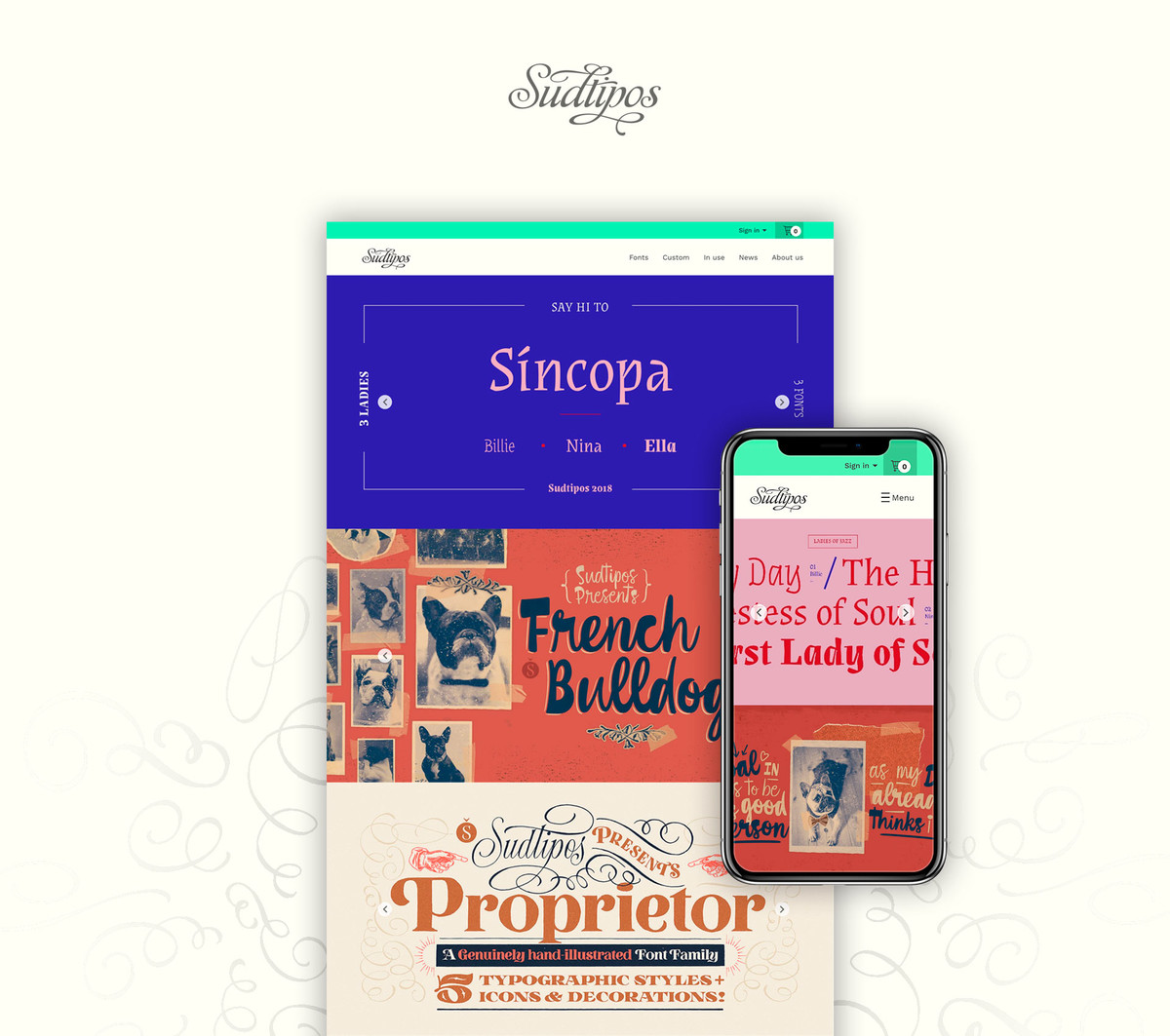 Ashler Design | Sudtipos type foundry